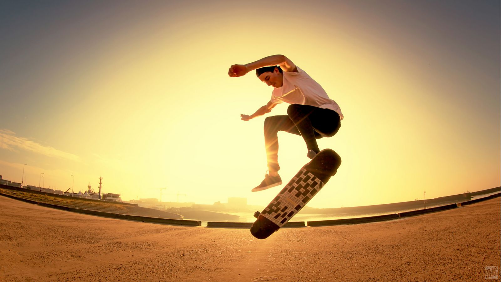 Skate Session - Arto Rohde